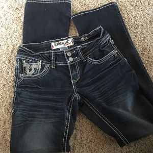 Hydraulic Bailey Slim Boot Jeans